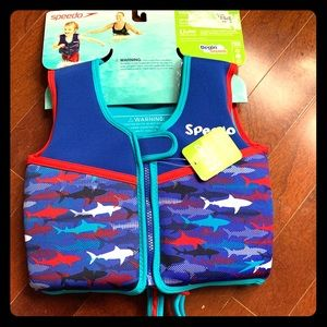 Speedo Begin to Swim Life Vest